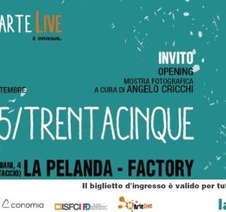 35>TRENTACINQUE | MArteLive | La Pelanda Factory