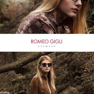 Romeo Gigli | Sunglasses Adv | ISFCI | Master 2015/16