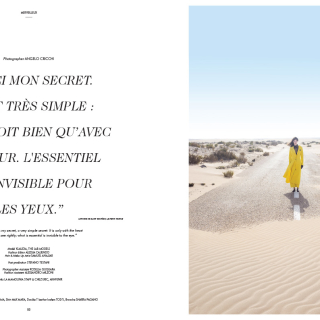 Le Petit Prince | Angelo Cricchi for MIM BY LA MAMOUNIA