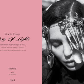 Ray Of Lights | ft. Catrinelle Marlon Flewid | The Book