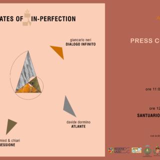 THREE GATES OF IN-PERFECTION – INAUGURAZIONE