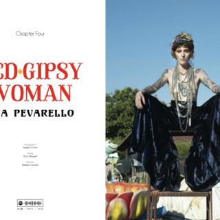 Eva Pevarello | Photo by Angelo Cricchi | Flewid Vol.04 – Survivors Raphsody