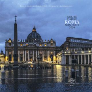 """""""Nolite timere, Roma non perit 2020"""", Il Cigno GG Edizioni"""